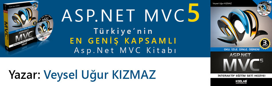 Asp.Net MVC 5 Kitabı