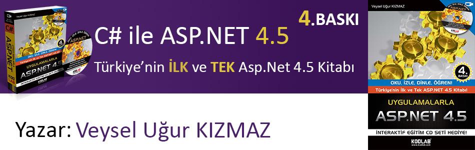Asp.Net 4.5 Kitabı