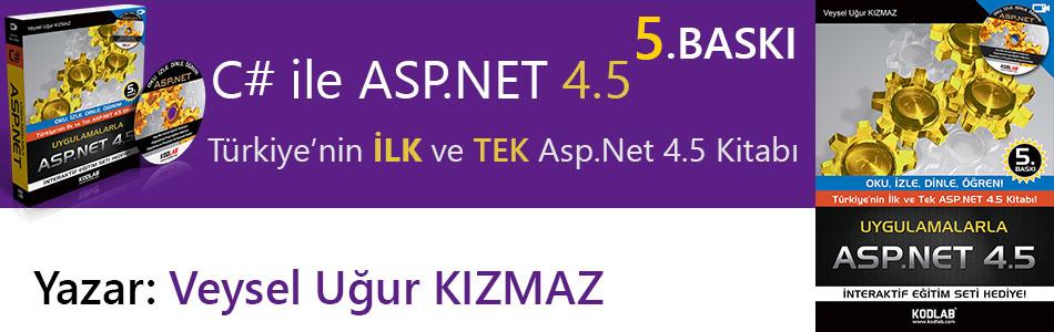 Asp.Net 4.5 Kitabı 5.Baskı