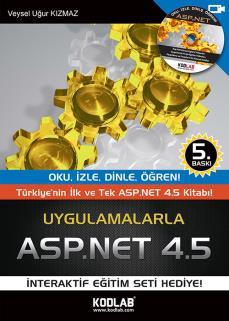Asp.Net 4.5 Kitabı 5. Baskı - Veysel Uğur KIZMAZ